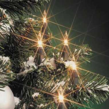 kerstboom verlichting helder buiten 80