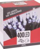 Kerstboom verlichting budget helder buiten 400 lampjes