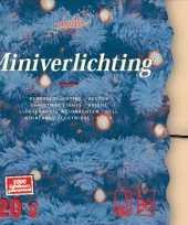 Kerstboom verlichting helder buiten 120 lampjes