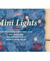 Kerstboom verlichting helder buiten 240 lampjes